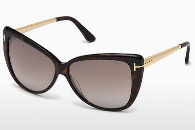 Aurinkolasit Tom Ford Reveka (FT0512 52G) - Ruskea, Havana