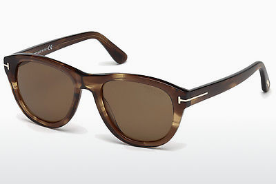 Aurinkolasit Tom Ford Benedict (FT0520 50H) - Ruskea, Dark