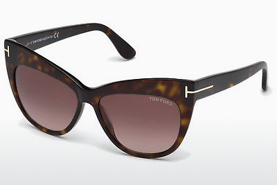 Aurinkolasit Tom Ford Nika (FT0523 52F) - Ruskea, Dark, Havana