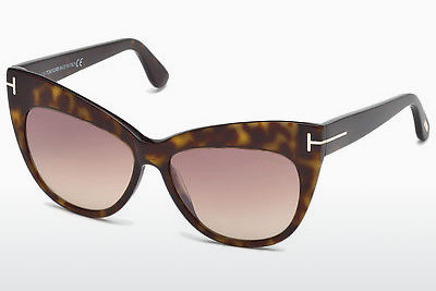Aurinkolasit Tom Ford Nika (FT0523 52G) - Ruskea, Dark, Havana