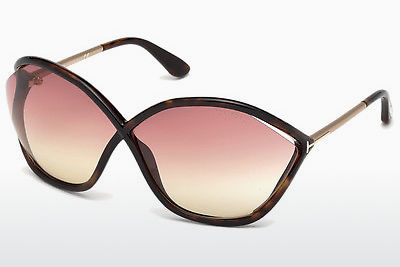 Aurinkolasit Tom Ford Bella (FT0529 52Z) - Ruskea, Dark, Havana