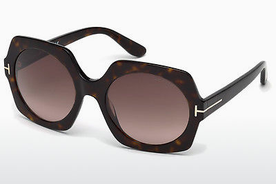 Aurinkolasit Tom Ford Sofia (FT0535 52T) - Ruskea, Dark, Havana