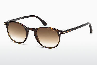 Aurinkolasit Tom Ford Andrea (FT0539 52F) - Ruskea, Dark, Havana