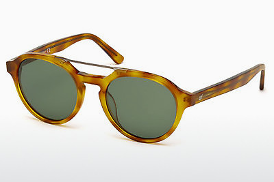 Aurinkolasit Web Eyewear WE0155 53N - Havanna, Yellow, Blond, Brown