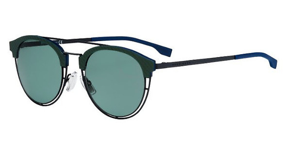Boss BOSS 0784/S BQZ/5L GREY GREENMATT BLUE