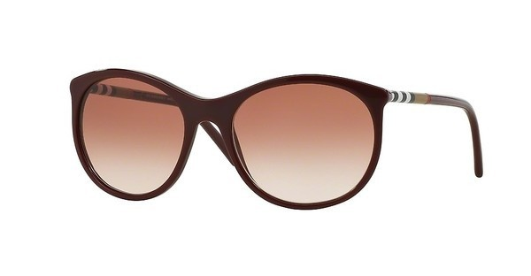 Burberry BE4145 340313 BROWN GRADIENTBORDEAUX