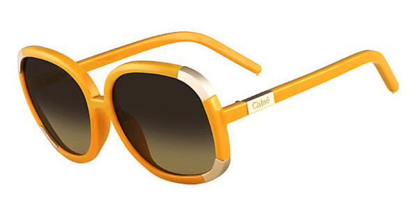 Chloé CL2119 799 YELLOW