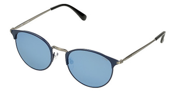 Lozza SL2214 548B SHINY ANTIQ.PEWTER/BLUE