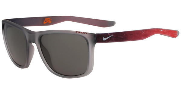 Nike UNREST EV0922 SE 066 MATTE WOLF GREY/GYM RED WITH GREY LENS LENS