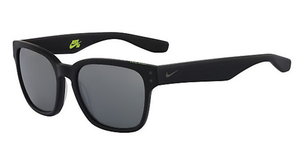 Nike VOLANO EV0877 001 MATTE BLACK/GUNMETAL WITH GREY W/SILVER FLASH LENS LENS