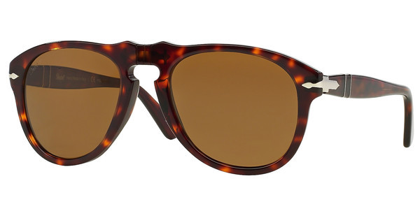 Persol PO0649 24/57 CRYSTAL BROWN POLARIZEDHAVANA