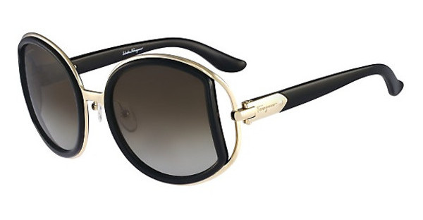 Salvatore Ferragamo SF719S 001 BLACK