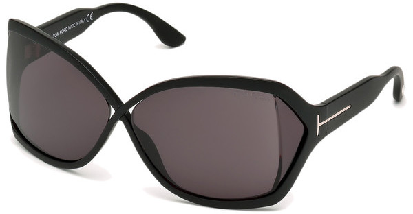 Tom Ford FT0427 02A grauschwarz matt