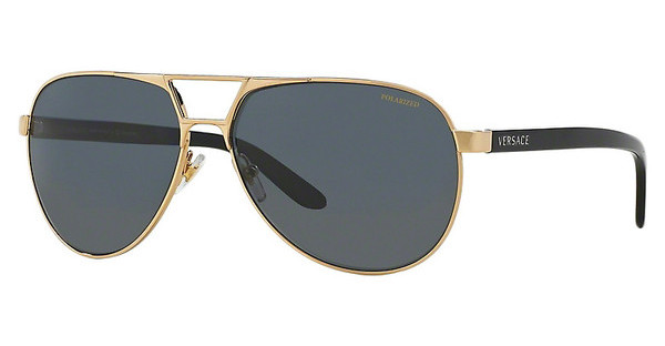Versace VE2142 100281 POLAR GRAYGOLD