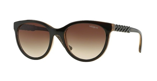 Vogue VO2915S 225913 BROWN GRADIENTTOP BROWN/GLITTER BROWN