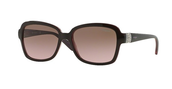 Vogue VO2942SB 194114 PINK GRADIENT BROWNTOP BROWN/OPAL PINK