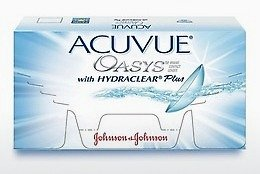 Piilolinssit Johnson & Johnson ACUVUE OASYS for ASTIGMATISM CYP-6P-REV