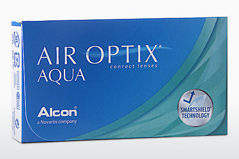 Piilolinssit Alcon AIR OPTIX AQUA (AIR OPTIX AQUA AOA6)