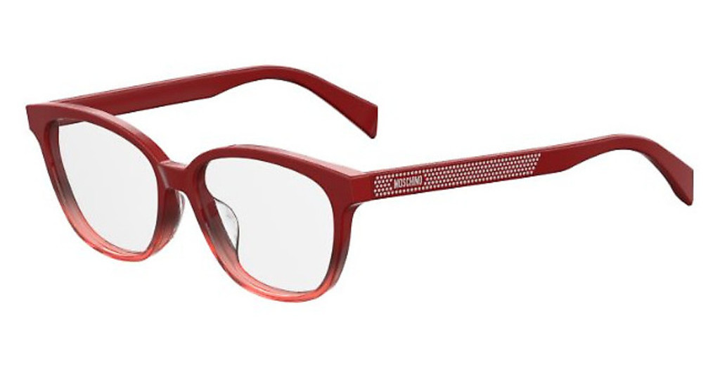 Moschino   MOS527/F C9A RED