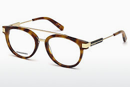 Silmälasit/lasit Dsquared DQ5261 053 - Havanna, Yellow, Blond, Brown