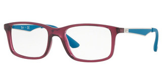 Ray-Ban Junior RY1570 3722 TRASPARENT FUXIA