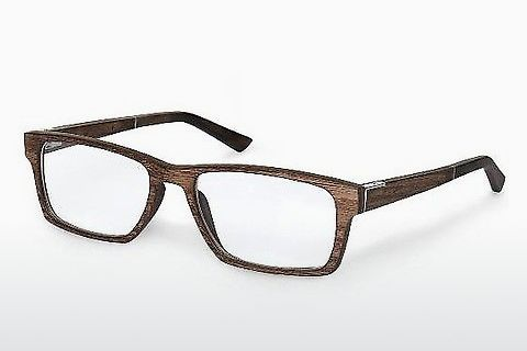 Silmälasit/lasit Wood Fellas Maximilian (10901 walnut)