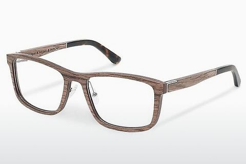 Silmälasit/lasit Wood Fellas Giesing (10918 walnut)