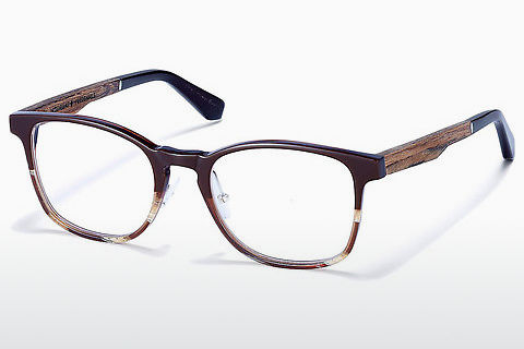 Silmälasit/lasit Wood Fellas Friedenfels (10975 walnut)