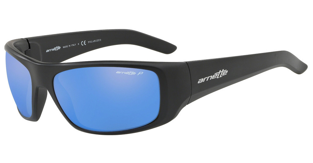 Arnette   AN4182 01/22 POLAR GREY MIRROR BLUEMATTE BLACK