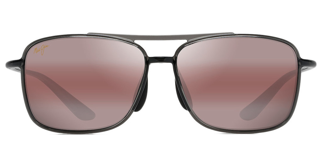 Maui Jim   Kaupo Gap R437-11 Maui RoseTranslucent Smoke Grey