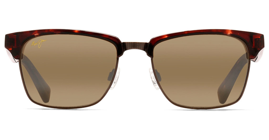 Maui Jim   Kawika H257-16C HCL BronzeTortoise with Antique Gold