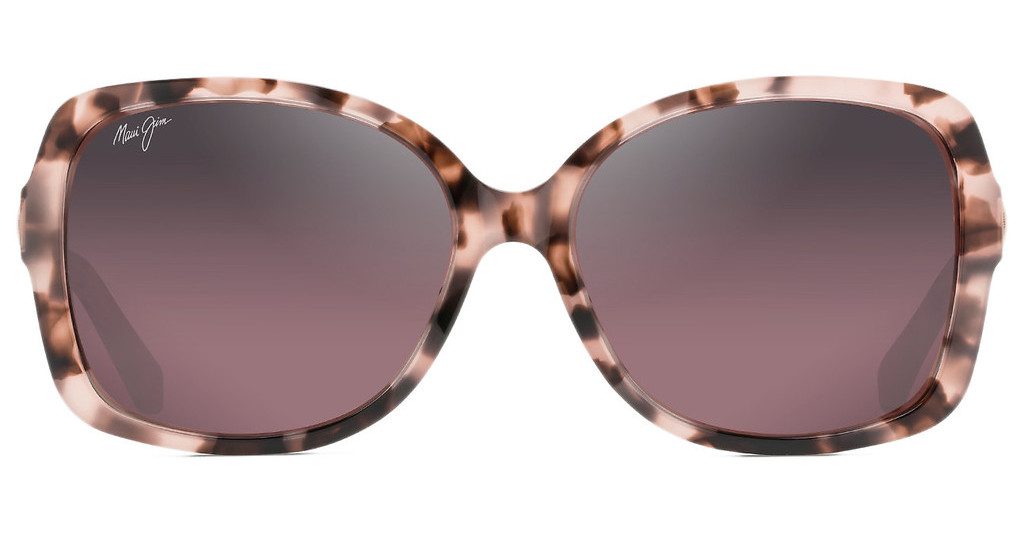 Maui Jim   Melika RS760-09T Maui RosePink Tortoise with Rose Gold temples