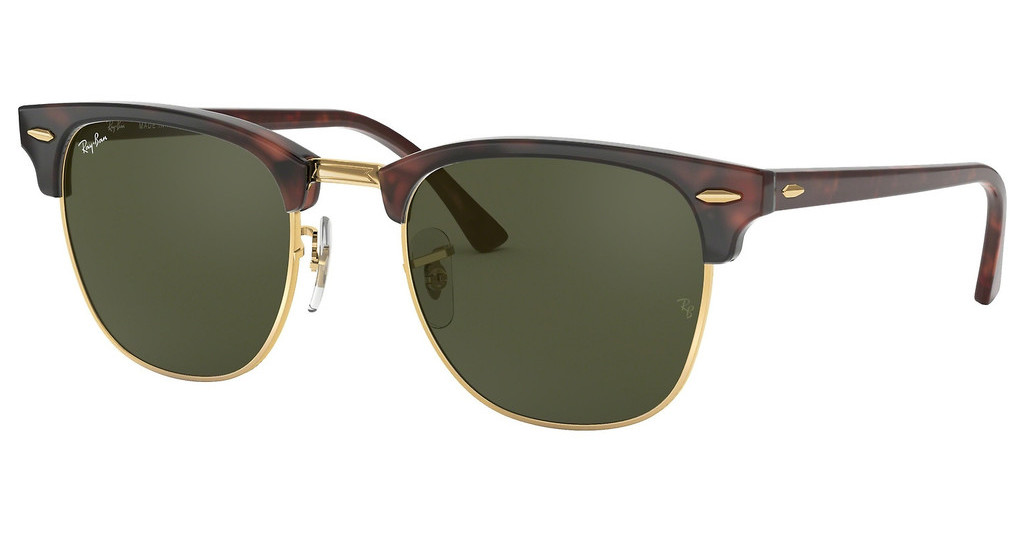 Ray-Ban   RB3016 W0366 GREENMOCK TORTOISE/ ARISTA