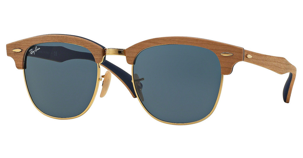 Ray-Ban   RB3016M 1180R5 GREYCHERRY RUBBER BLUE