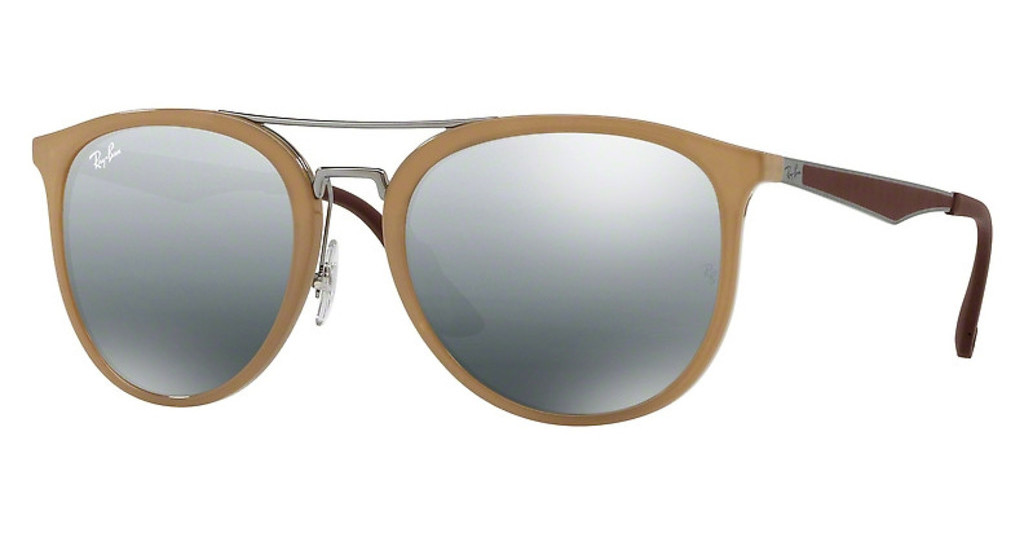 Ray-Ban   RB4285 616688 GREY MIRROR SILVER GRADIENTBEIGE