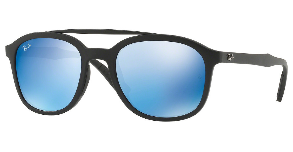 Ray-Ban   RB4290 601S55 BLUE MIRROR BLUEMATTE BLACK