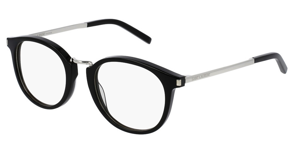 Saint Laurent   SL 130 COMBI 001 TRANSPARENTBLACK