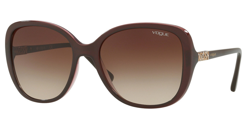 Vogue   VO5154SB 194113 BROWN GRADIENTTOP BROWN/OPAL PINK