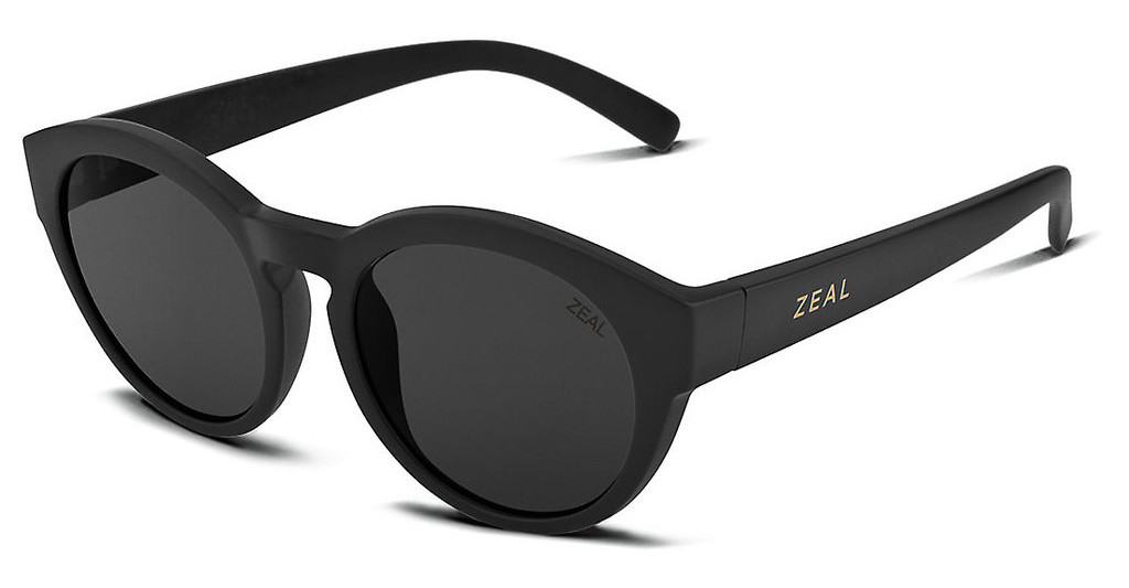 Zeal   FLEETWOOD 10877 DARK GREYMATTE BLACK