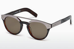 Aurinkolasit Dsquared DQ0235 64F - Sarvi, Horn, Brown