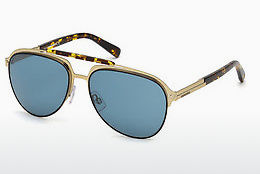 Aurinkolasit Dsquared DQ0283 34V - Pronssi, Bright, Shiny