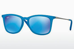 Aurinkolasit Ray-Ban Junior RJ9063S 701155 - Sininen