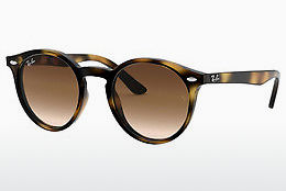 Aurinkolasit Ray-Ban Junior RJ9064S 152/13 - Ruskea, Havanna