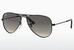 Aurinkolasit Ray-Ban Junior Junior Aviator (RJ9506S 220/11) - Musta