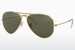 Aurinkolasit Ray-Ban AVIATOR LARGE METAL (RB3025 001/58)