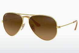 Aurinkolasit Ray-Ban AVIATOR LARGE METAL (RB3025 112/M2) - Kulta
