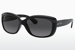 Aurinkolasit Ray-Ban JACKIE OHH (RB4101 601/T3) - Musta