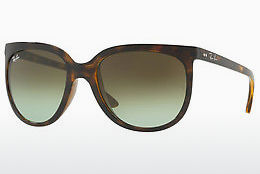 Aurinkolasit Ray-Ban CATS 1000 (RB4126 710/A6) - Ruskea, Havanna