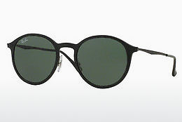 Aurinkolasit Ray-Ban Round Light Ray (RB4224 601S71) - Musta