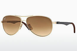 Aurinkolasit Ray-Ban CARBON FIBRE (RB8313 001/51)